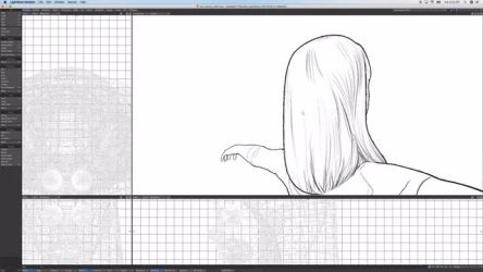 Animating 2D drawings...