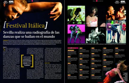 Doble Festival Italica by Lilith06