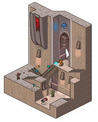 Quake Live - Space Chamber by Smilecythe
