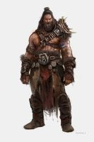 Barbarian by vladgheneli