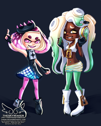 Pearl And Marina Palette Swap (8 18 2018) by theskywaker