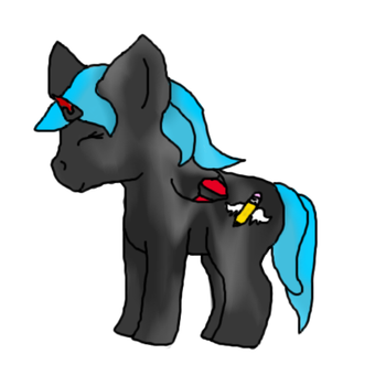 Personality Pony Adopt 13 by FloralAdopts