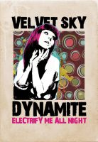 dynamite poster by vitornackly