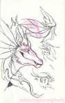 Tiamat Sketches by tiamat