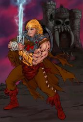 By The Power of Greyskull by Ronron84