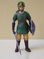 Skyward Sword Link Papercraft by im-tall