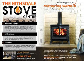 Nithsdale Stove by lille-eskimit