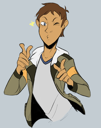 Lance by CrescentMarionette
