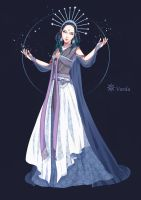 [the silmarillion-of Valar] Varda by navy-locked