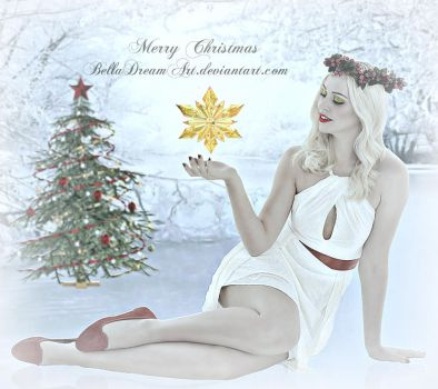 *merry christmas* by BellaDreamArt