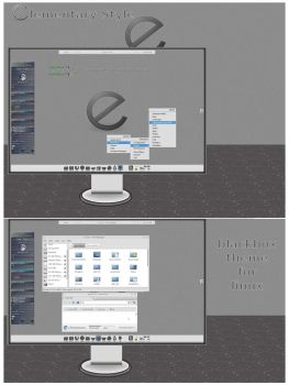Elementary Style -Blackbox for Linux by rvc-2011