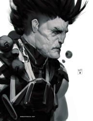1 by Robotpencil