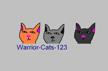 Warrior-Cats-123 by FluttershyAdorable