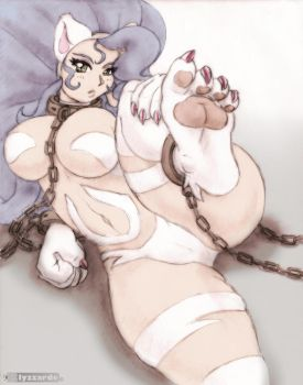 Felicia in Chains by Blyzzarde