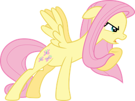 Nopony messes with Fluttershy by GameMasterLuna