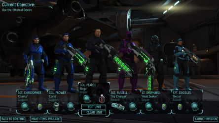 X-Com Impossible Winning Squad by JDPtheShapeshifter