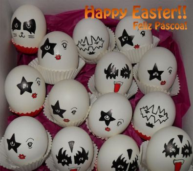 Happy Easter by SusiKISS