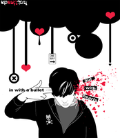 inwith.a.bulletout.with.hearts by hotlies