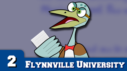 Flynnville University #2: Abacus by ThatAmericanSlacker