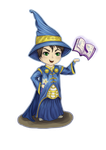 Fineus the lil Wizard by Mimssi