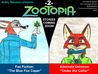 Zootopia Stories Teaser [READ DESCRIPTION!] by BoltroBankai