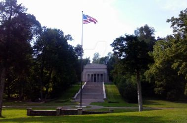 Abraham Lincoln's Birthplace - Hodgenville, KY by Reno-aka-Wonderful