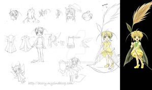 Fairy by acory