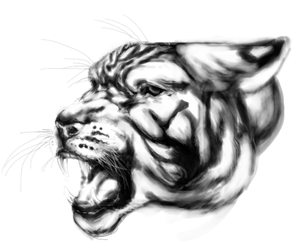 Mouse Made Tiger 2 by NekoNatsume