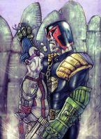 Dredd by superegomark