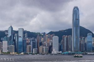 HKSKYLINE 1 by Draken413o