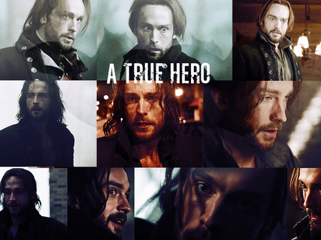A true HERO_Ichabod Crane by spiritcoda