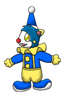 Spectre the Pokeclown by Charpuppy