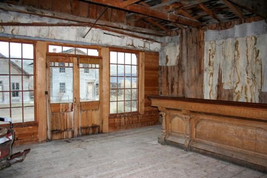 Bannack Ghost Town 88 by Falln-Stock