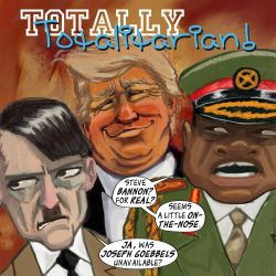 Totally Totalitarian #9 by charlando