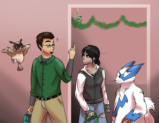 [PTS] [Collab] Holiday Rejection by DreamerTony