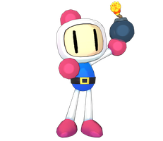 Bomberman by HallowVGR
