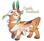 Candy Overload - Auction (CLOSED) by MahoHaku