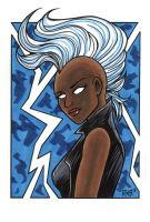Mohawk Storm Headshot2 by RichBernatovech