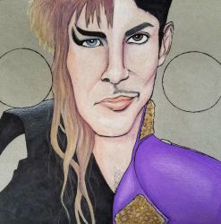 Bowie/Prince by joymoonsong