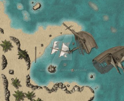 Beach Mapper Sample GIF by Madcowchef