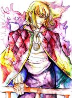 Howl the Magician by lilbit075
