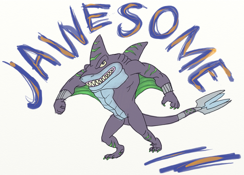 JAWESOME by KelpGull