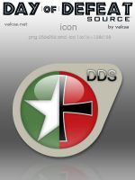 Day of Defeat: Source icon by vaksa