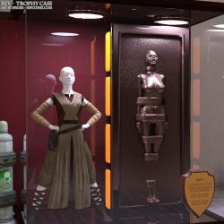 Rey Trophy Case by thejpeger