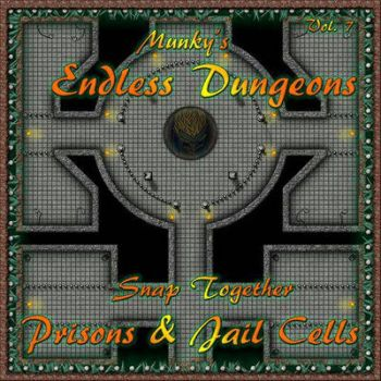 Endless Dungeons Vol 7 by meditatingmunky