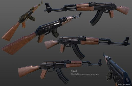 AK 47 Final by beere