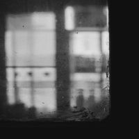 Blurred glass by CHAOKUNWANG