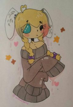 Art Trade : Beautiful Rose by AuthorBaby
