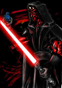 Darth Maul by Nirdas