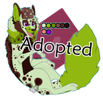 [CLOSED] Fox Amino Adopt: MintChocChip Cake by Takarti